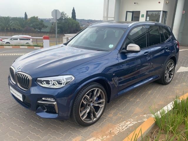 2019 BMW X3 xDRIVE M40i (G01)