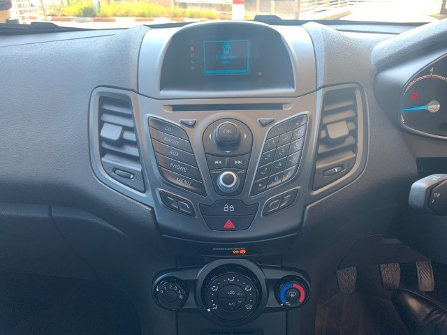 2014 FORD FIESTA 1.4 TREND 5DR