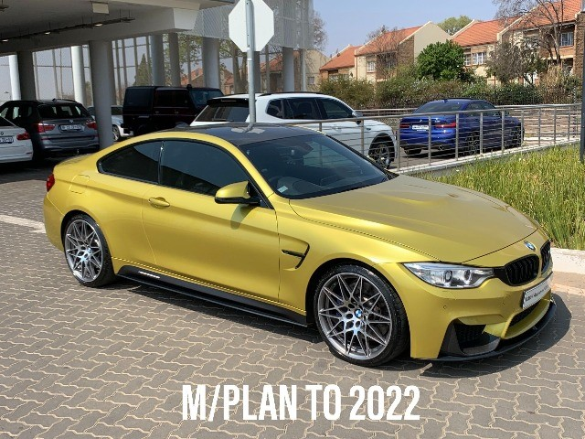 2016 BMW M4 COUPE M-DCT COMPETITION