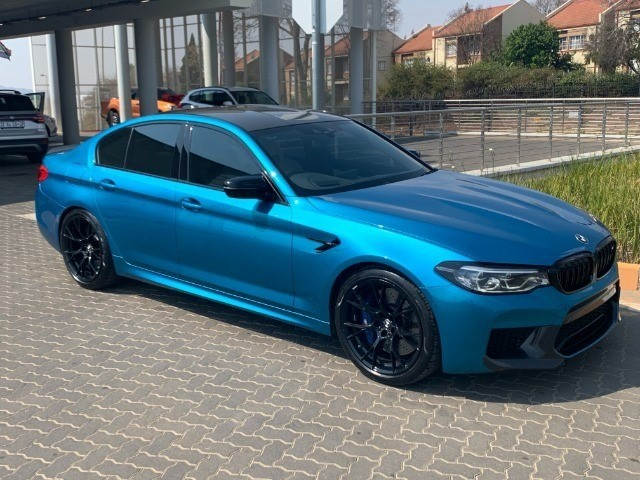 2018 BMW M5 M-DCT COMPETITION (F90)
