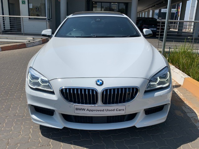 2017 BMW 650i COUPE M SPORT A/T (F13)