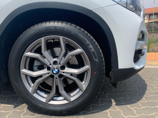 2019 BMW X3 xDRIVE 20d xLINE (G01)