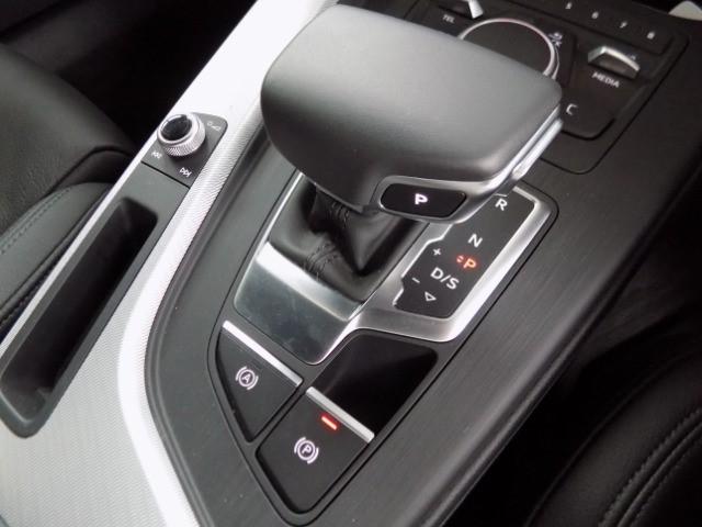 2019 AUDI A4 2.0T FSI SPORT STRONIC (B9)