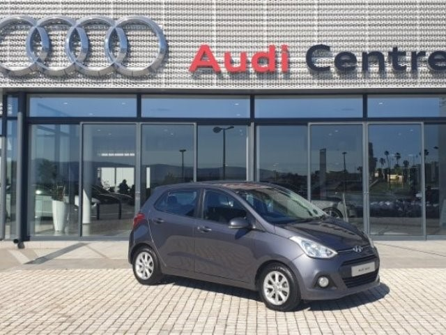 2015 HYUNDAI GRAND i10 1.25 FLUID A/T