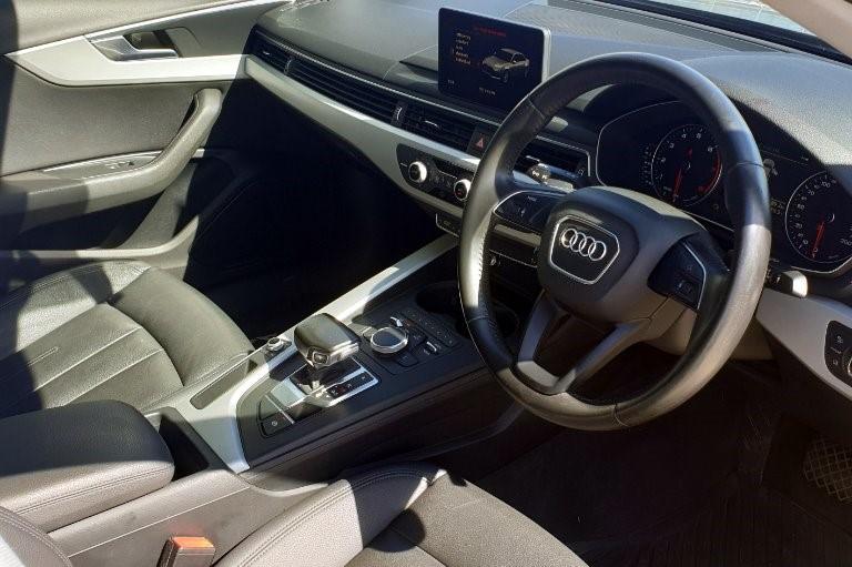 2016 AUDI A4 2.0T FSI STRONIC (B9)