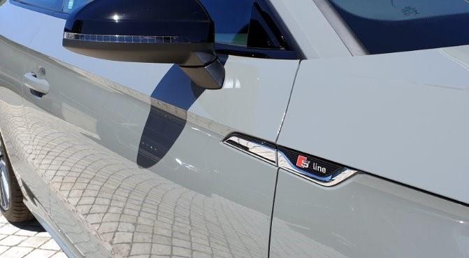2021 AUDI A5 2.0 TDI STRONIC QUATTRO S LINE (40 TDI)
