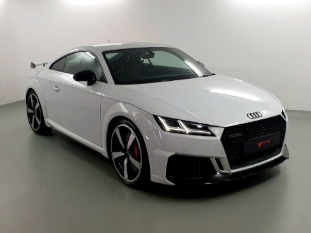 2021 AUDI TT RS QUATTRO COUPE STRONIC (294KW)