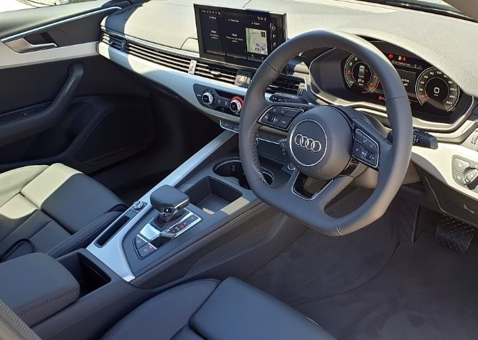 2021 AUDI A4 2.0T FSI ADVANCED STRONIC (40 TFSI)