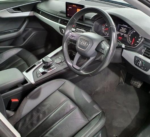 2018 AUDI A4 2.0 TDI STRONIC (40 TDI) (B9)