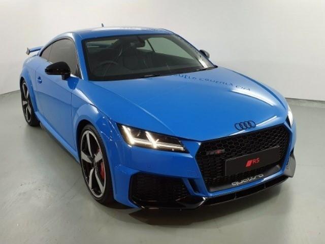 2021 AUDI TT RS QUATTRO COUPE STRONIC (294KW)